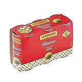 LA ESPAÑOLA Clásicas Aceitunas Rellenas de Anchoa, Pack de 350 x 3g