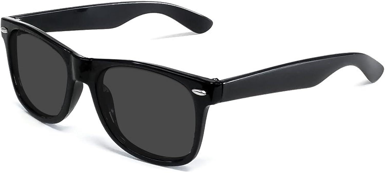 Calabria Economy Polarized Floating Wayfarer Sunglasses