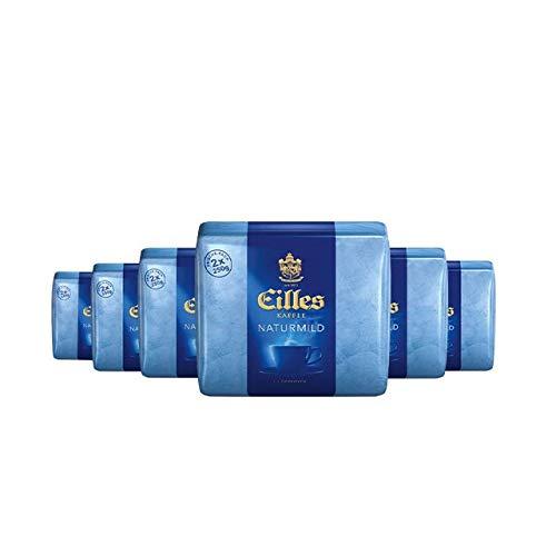 EILLES KAFFEE Naturmild 2 x 250 g gemahlen, 6er Pack