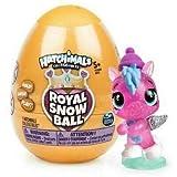 HATCHIMALS Colleggtibles Royal Snowball - Huevo Misterioso (6 Unidades)