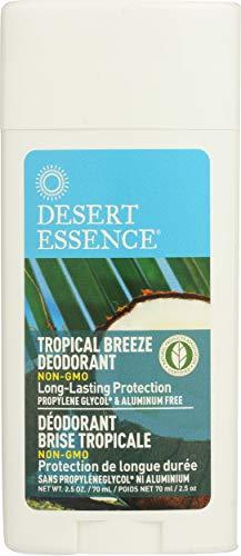 Déodorant brise tropicale arbre à thé/aloé vera/pépin pamplemousse - stick 70 ml