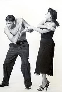 The Rose Tattoo Anna Magnani Burt Lancaster B&W 24x36 Poster
