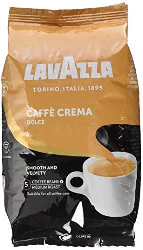 Lavazza Caffè Crema Dolce, 6er Pack (6 x 1 kg)