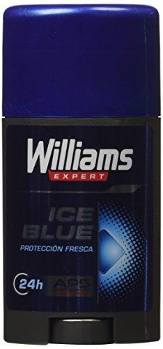 Williams - Desodorante Ice Blue - Protección fresca - 75 ml