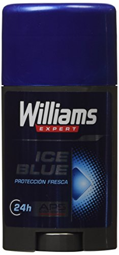 Williams - Desodorante Ice Blue - Protección fresca - 75 ml