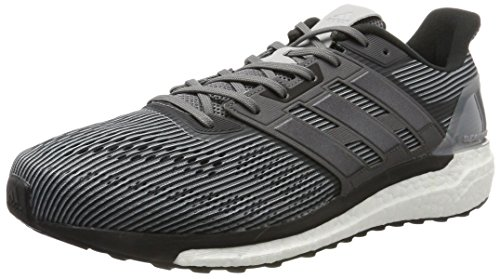 Adidas Supernova M- Zapatillas Running para Hombre, Gris (Grey Two /night Met /grey Four ), 40 2/3 EU