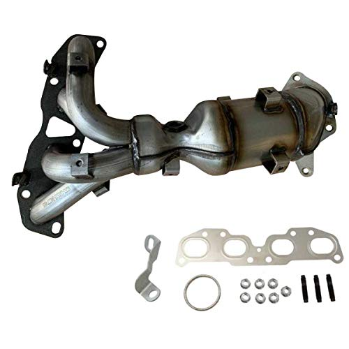 AutoShack EMCC774935 EPA Compliant Exhaust Manifold Catalytic Converter with Gasket Replacement for 2007 2008 2009 2010 2011 2012 2013 Nissan Altima 2.5L