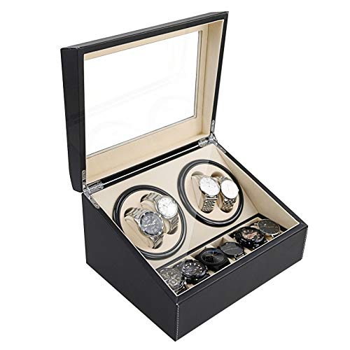 Automatic Watch Winder Display Box, 4+6 Automatic...