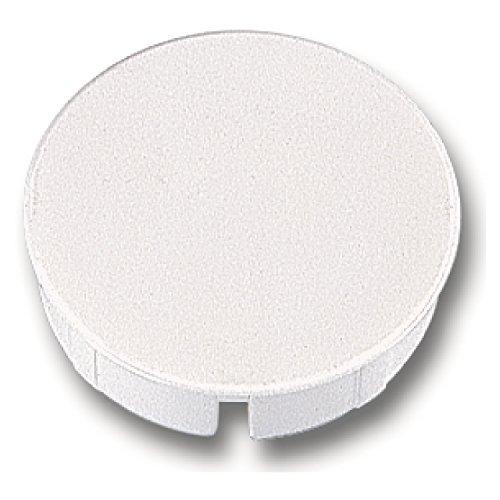 SECOTEC Bohrloch-Abdeckung   35 mm   Scharnierbohrung   Blindloch   weiß   2 Stück