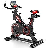 JenLn Bicicletas de Ejercicio Hogar Cubierta de Bicicleta de Ejercicios de Fitness...