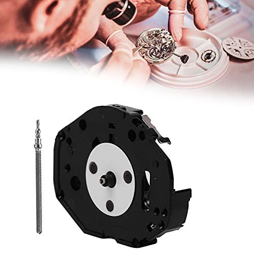 Movimiento de reloj de repuesto, movimiento de reloj PC21A con buena capacidad de resistencia al desgaste para reparar el movimiento del reloj