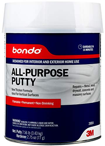 3M All-Purpose Putty, 20054, Gallon