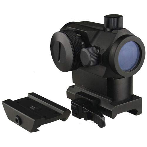 Why Choose FSI FieldSportI Micro Red Dot Sight with QD Riser Mount, Dual Layers of Glass,4 MOA, 11 B...