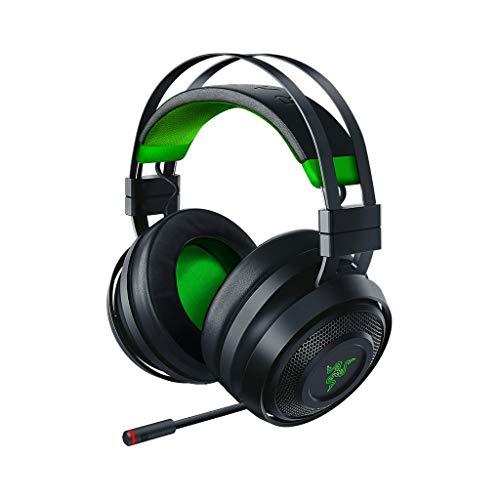 Razer Nari Ultimate - Auriculares inalámbricos para Xbox One con Razer HyperSense (Reacondicionado)