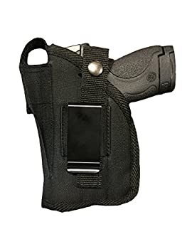Nylon Gun Holster for Springfield XD M  .40.45 P9 with Laser