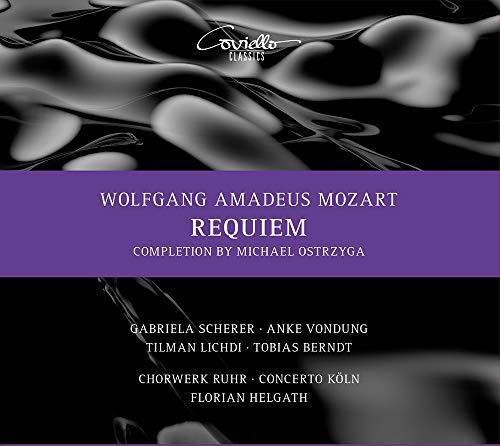 Mozart: Requiem (ergänzt von Michael Ostrzyga)