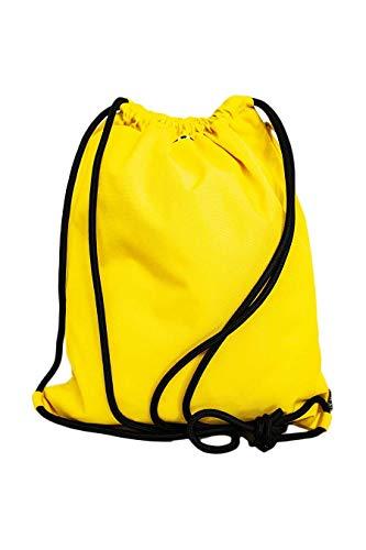 NAPAPIJRI Unisex Happy Gym Sack 1 N0YI0D PESD YA7 Freesia Yellow, Unique