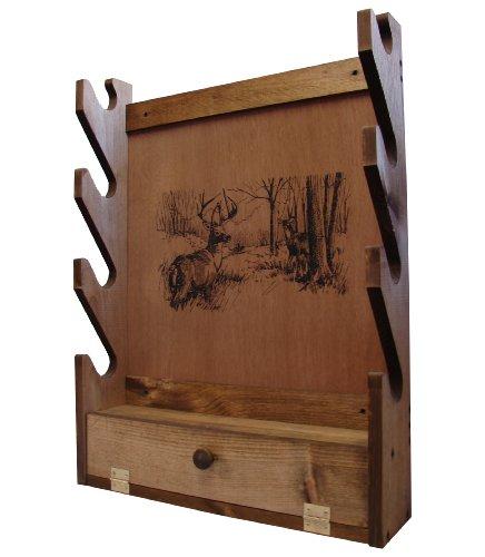 wooden auto rack - 4