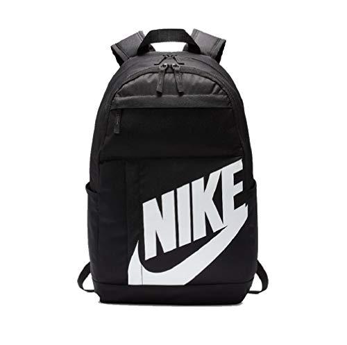 Nike Elemental 2.0 Rucksack Backpack (Black/White, one Size)