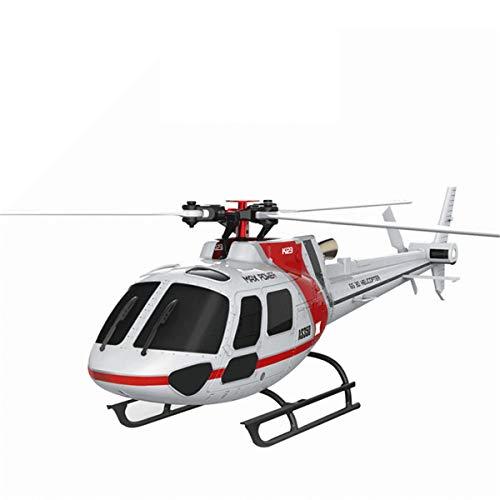 LYHLYH Modèle hélicoptère Avion, Avion de Commande à Distance de Six canaux, Cascades de Drone de modèle d'avion à Grande Vitesse, Peut Facilement effectuer diverses Cascades à Pleine Puissance.