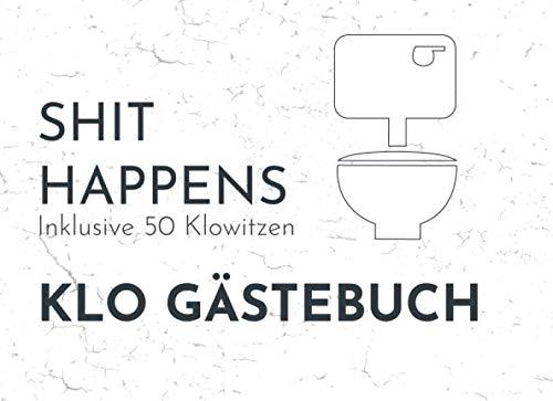Klo Gästebuch: