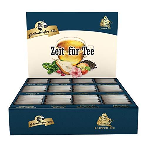 Goldmännchen-TEE Zeit für Tee Selektion Box, 1er Pack