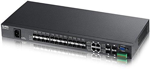 Zyxel MES3500-10-EU01V1F Switch 48,3 cm (19 inch) 10x FE MES3500-10 L2 2/4GbE 4xgrafische kaart
