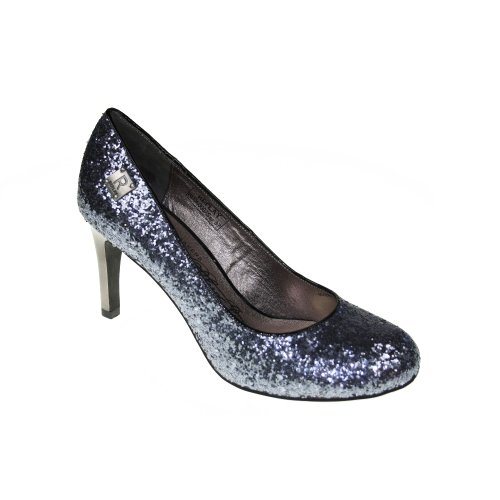 REPLAY Schuhe - Pumps MADDY - dark silver, Größe:39