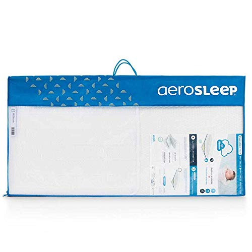 AeroSleep Safe Pack Evolution Coprimaterasso + materasso 67 x 137