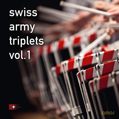 Tambouren Schweizer Militärmusik