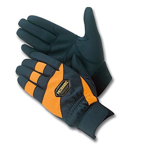 PU-625 オレンジ (L) 消防 手袋 消防団 作業用手袋 薄手 作業用 手袋 グリップ 滑り止め PROHANDS 富士グローブ プロハンズ