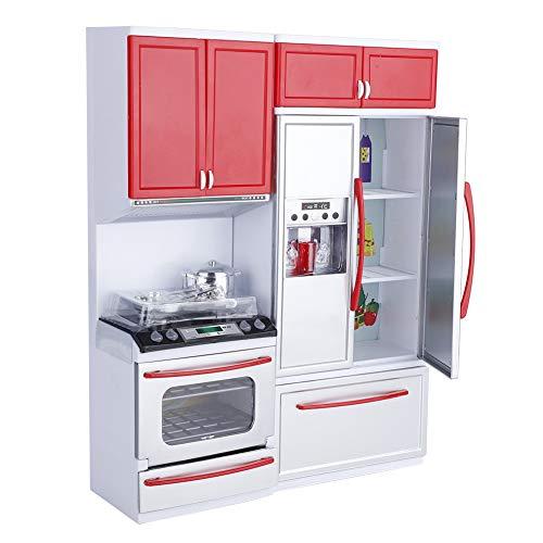 Hakeeta Mini Cocina, Set Juego Educativo, Miniatura