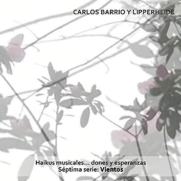 Haikus Musicales... Dones y Esperanzas. Séptima Serie: Vientos