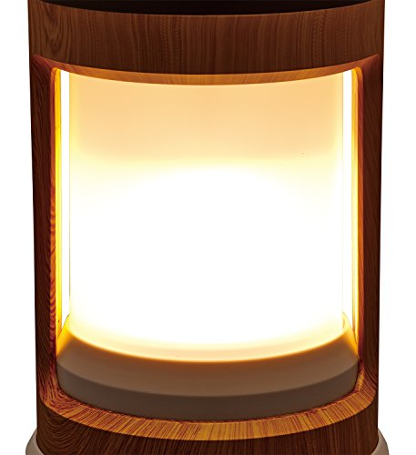 Coleman(コールマン)ライトバッテリーロックUSBリチャージブルランタンナチュラルウッド2000031277