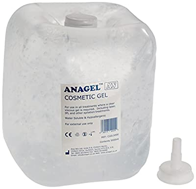 Anagel 5L Cosmetic IPL/ Laser Gel from Anagel