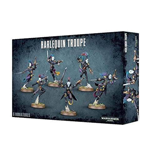 Warhammer 40K Eldar Harlequin Troupe (2017 Edition) SW
