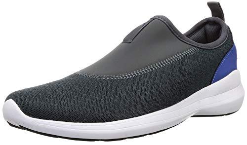 Puma Men Entrant Slipon MU IDP Dark Shadow-Galaxy Blue Running Shoes-10 UK (44.5 EU) (11 US) (37189707)