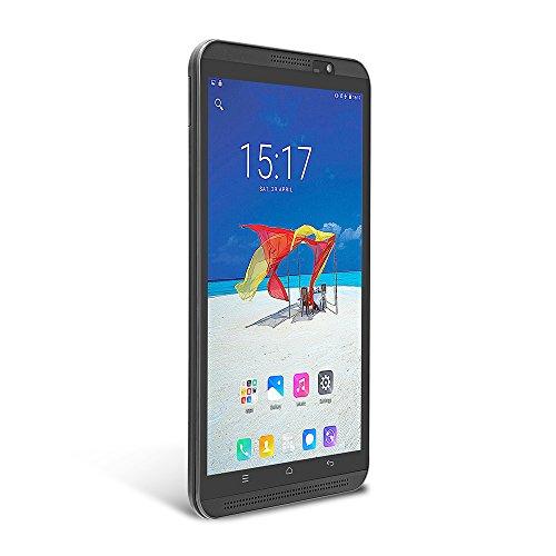 8インチタブレット H8 Android Tablet PC IPSディスプレイ1280*800  64ビット クアッドコア 2GB RAM+16GB ROM デュアルSIMスロット 3G&LTE移動通信 GPS/FM/Bluetooth/WiFi/OTGに対応 (黒)