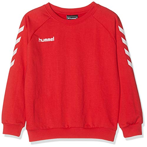 hummel Kinder Hmlgo Kids Cotton Sweatshirt, Rot (True Rot), 164