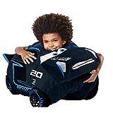 Pillow Pets Jumboz Disney Pixar Cars 3, Jackson Storm, 30' Jumbo Folding Plush Pillow
