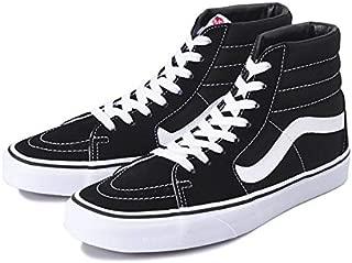 [バンズ] SK8-HI スニーカー スケートハイ 黒 靴 Black VN000D5IB8C [並行輸入品]