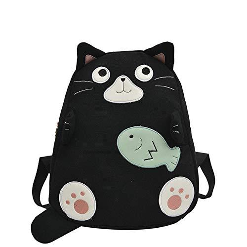 XTYZY Zaino da viaggio di grande capacità a forma di orso delle ragazze del sacchetto di scuola a forma di orso dei cartoni animati