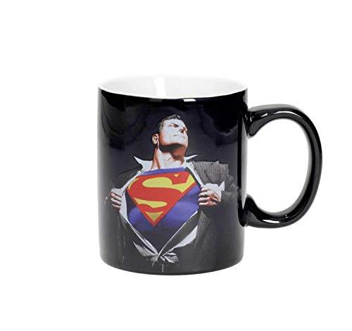 DC Universe Z887975 DC Comics Tasse Superman Masterworks Collection, Mehrfarbig