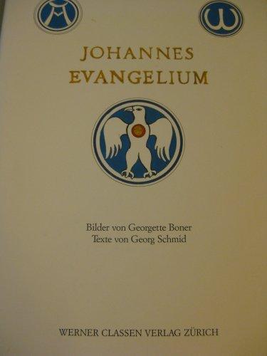 Johannes Evangelium - Meditationsbilder (Johannesevangelium - Kapitel 1, Vers 1-14 - Bilder und Meditationen zum Prolog)