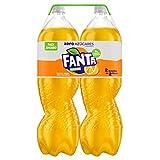 Fanta Zero Naranja - 2 x 2000 ml