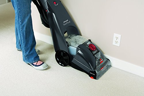 BISSELL Stain Pro 4   Carpet Cleaner With Stain Removal Tools and 4 Rows Of Rotating Brushes   20686