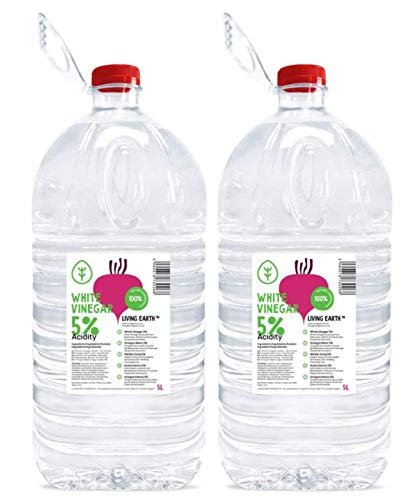 2 x 5 Litres | 5% ACETO BIANCO - Living Earth