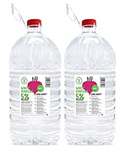Living Earth 2 x 5 litres | 5% Vinagre Blanco
