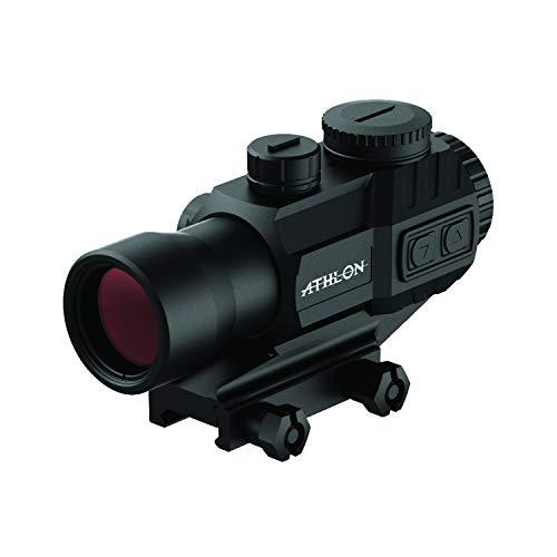 Athlon Optics Midas TSP4 Prism Scope, Black
