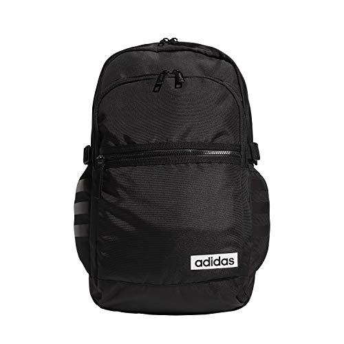 adidas Unisex Core Advantage Backpack, Black, ONE SIZE